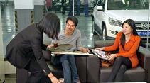 Autokauf international, China