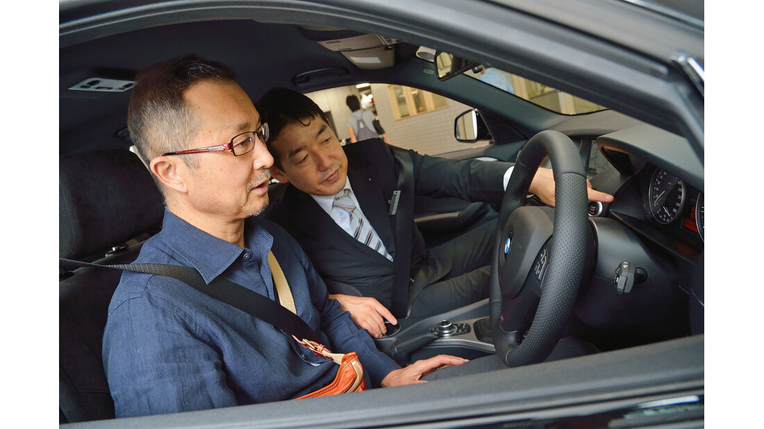 Autokauf international, Japan