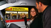 Autokino Kornwestheim Reportage