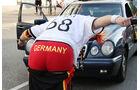 Autokorso Fußball-WM