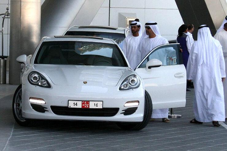 Automarkt Abu-Dhabi