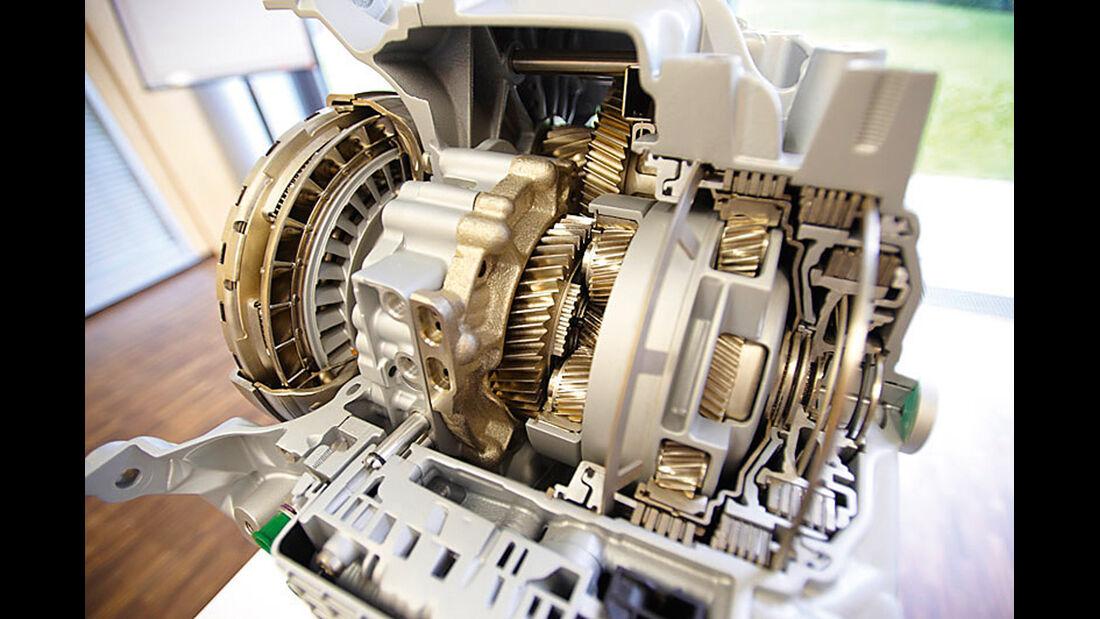 Automatikgetriebe