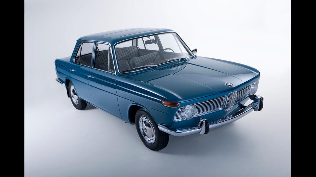 Automobil-Design, BMW 1500 Frontansicht