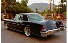 Automobil-Design, Lincoln Continental Mk II, Heck, Rückansicht