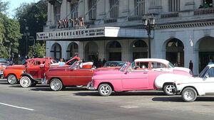 Automobile auf Kuba