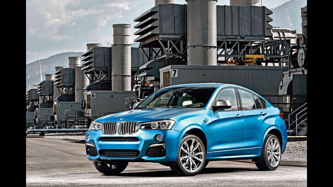 Autonis 2016, Leserwahl, BMW X4 M40i