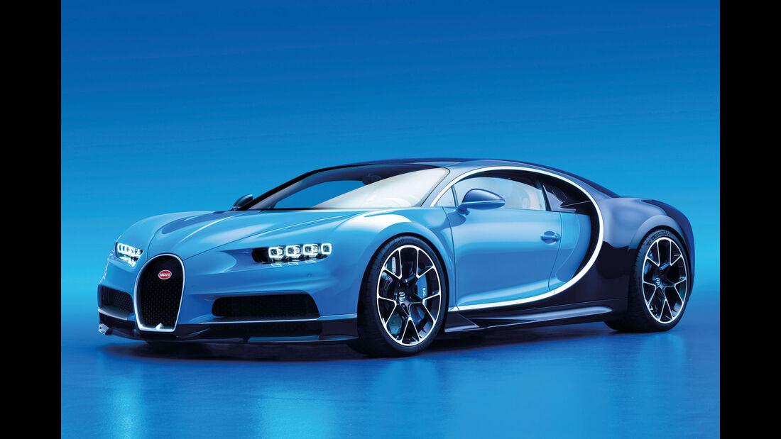 Autonis 2016, Leserwahl, Bugatti Chiron