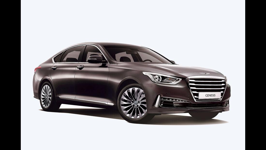 Autonis 2016, Leserwahl, Hyundai Genesis