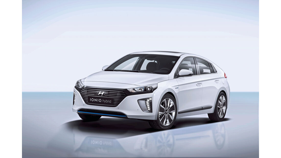 Autonis 2016, Leserwahl, Hyundai Ioniq