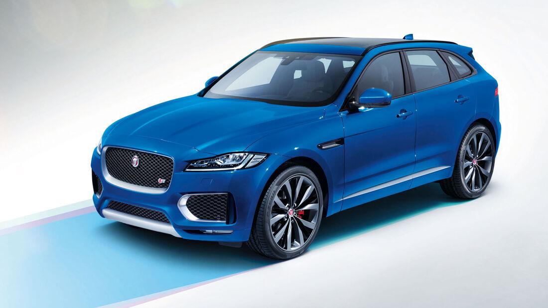 Autonis 2016, Leserwahl, Jaguar F-Pace