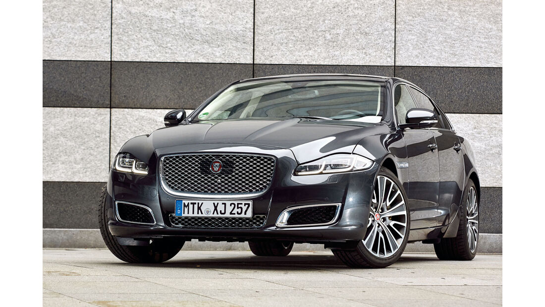 Autonis 2016, Leserwahl, Jaguar XJ