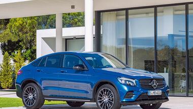 Autonis 2016, Leserwahl, Mercedes GLC Coupé