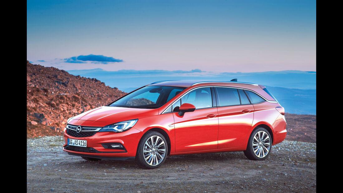 Autonis 2016, Leserwahl, Opel Astra Sportstourer