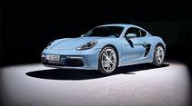 Autonis 2016, Leserwahl, Porsche 718 Cayman