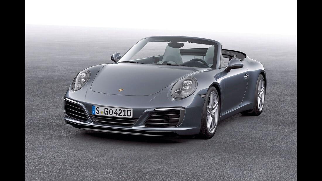 Autonis 2016, Leserwahl, Porsche 911 Cabrio