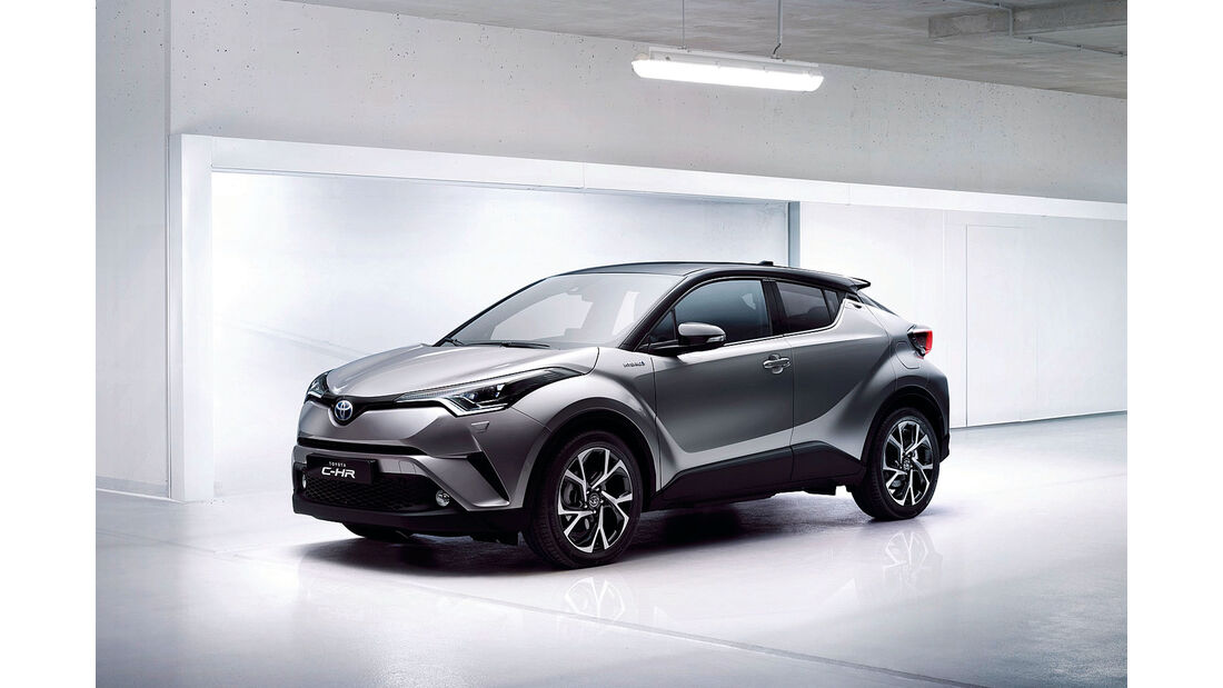Autonis 2016, Leserwahl, Toyota CHR