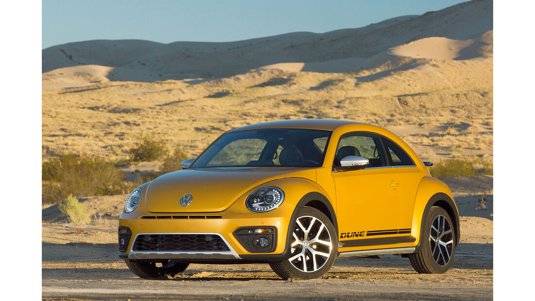 Autonis 2016, Leserwahl, VW Beetle Dune