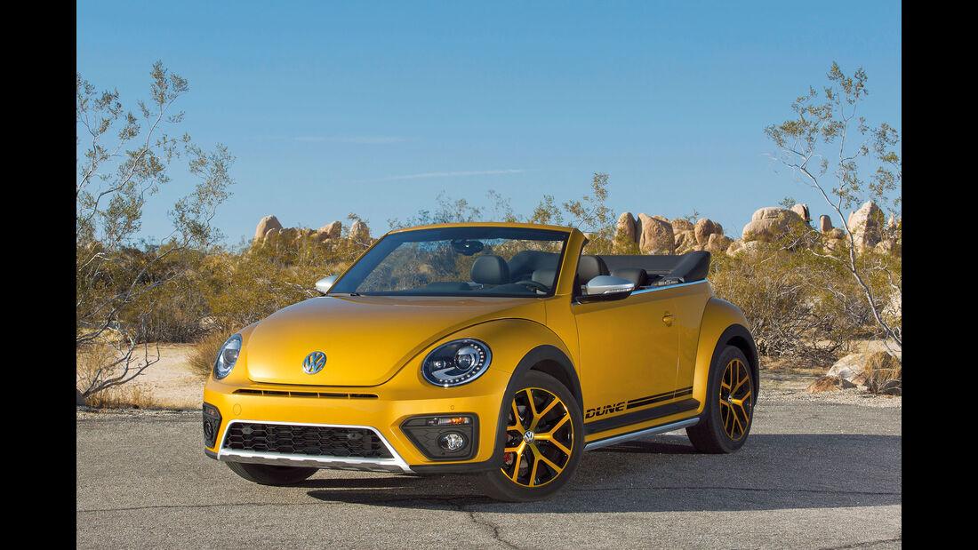 Autonis 2016, Leserwahl, VW Beetle Dune Cabrio