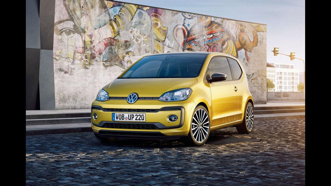 Autonis 2016, Leserwahl, VW Up