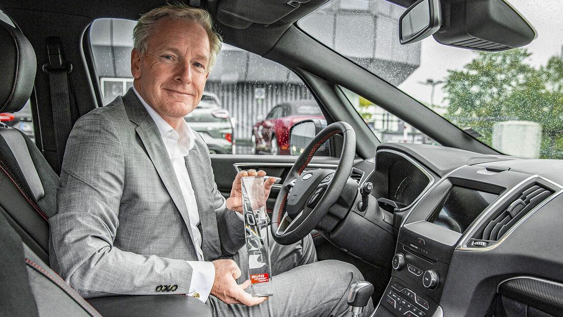 Autonis Hans Jörg Klein, Ford