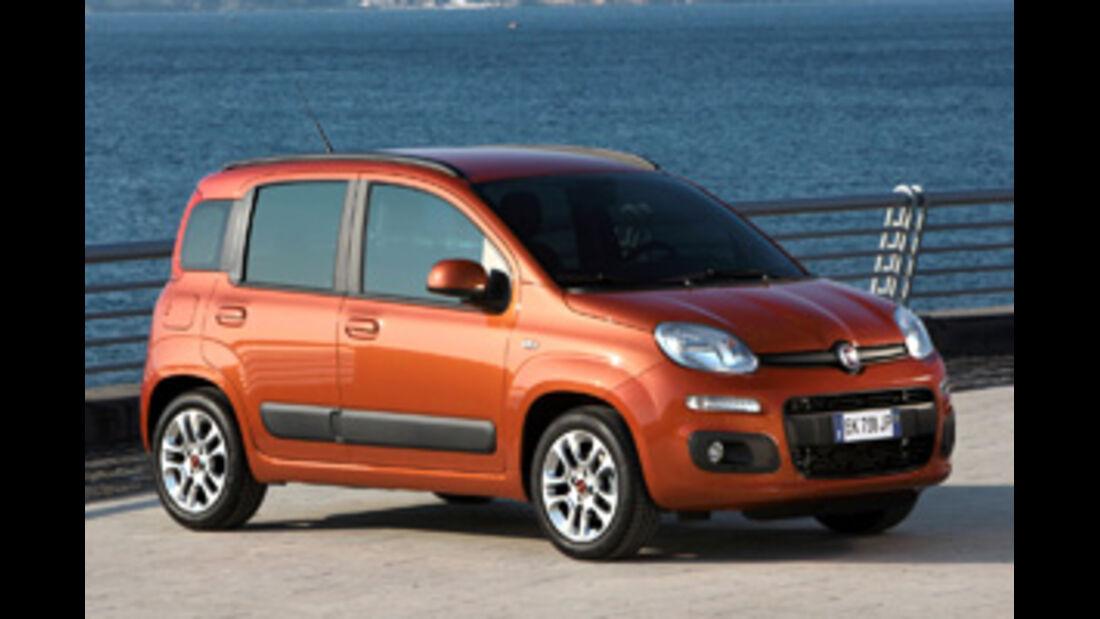 Autonis Leserwahl: Kleinwagen - Fiat Panda