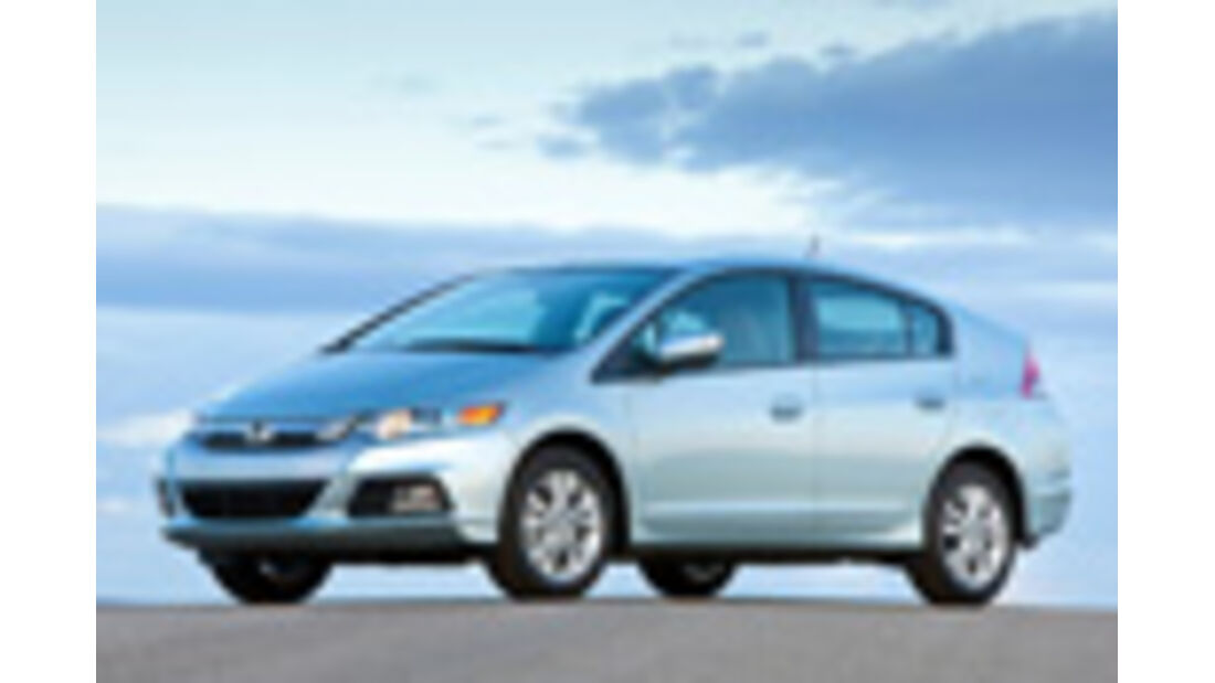 Autonis Leserwahl: Kompaktwagen - Honda Insight