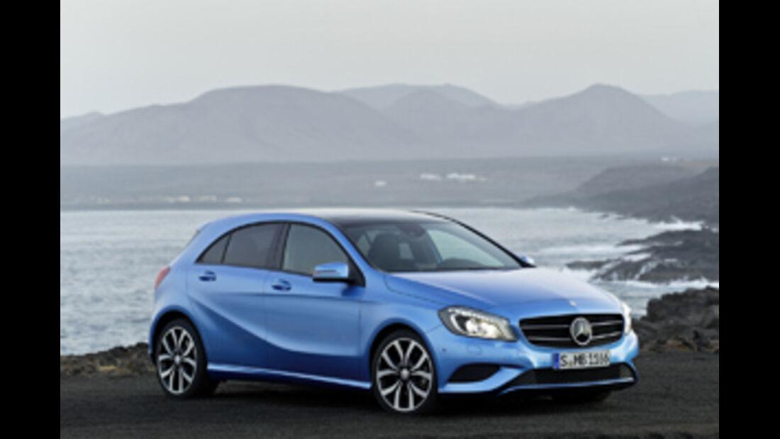 Autonis Leserwahl: Kompaktwagen - Mercedes A-Klasse