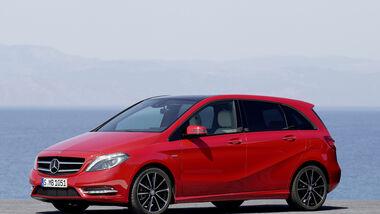 Autonis Leserwahl: Kompaktwagen - Mercedes B-Klasse