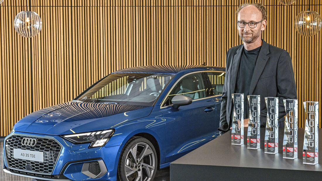 Autonis Marc Lichte, Audi