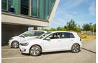 Autonom Parken, VW E-Golf V-Charge, Parkassistent