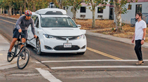 Autonomes Fahren Startups Kalifornien