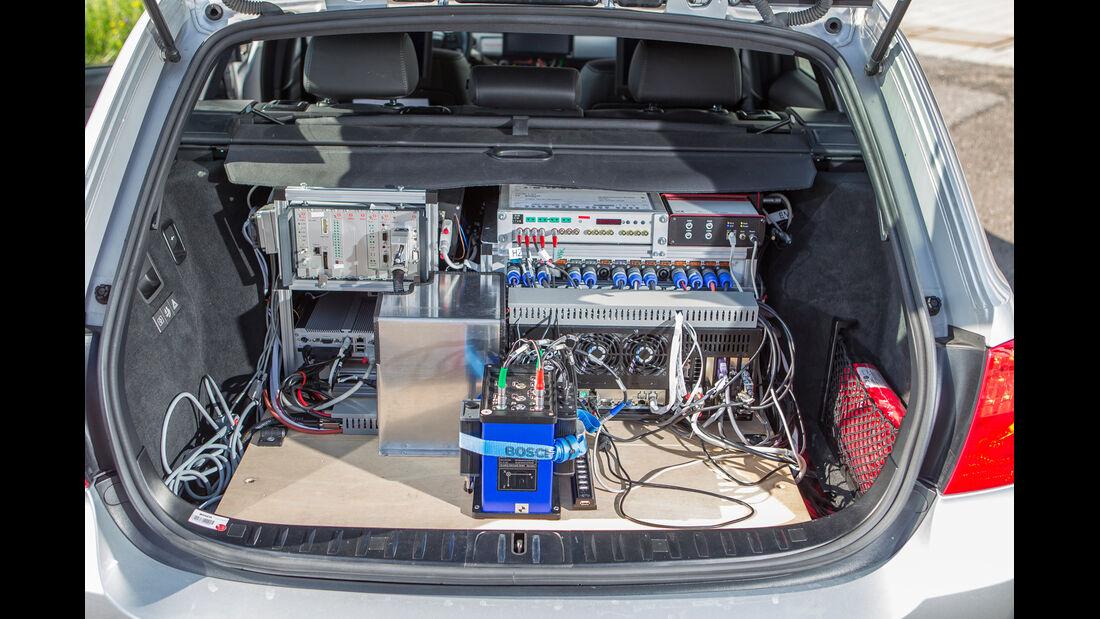 Autonomes Fahren, Technik, Kabel