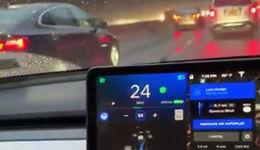Autopilot Tesla Model 3