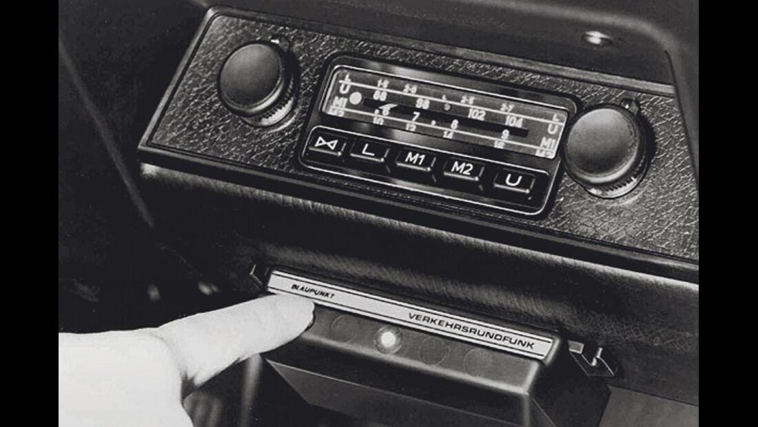 Autoradio ARI-Taste 1974
