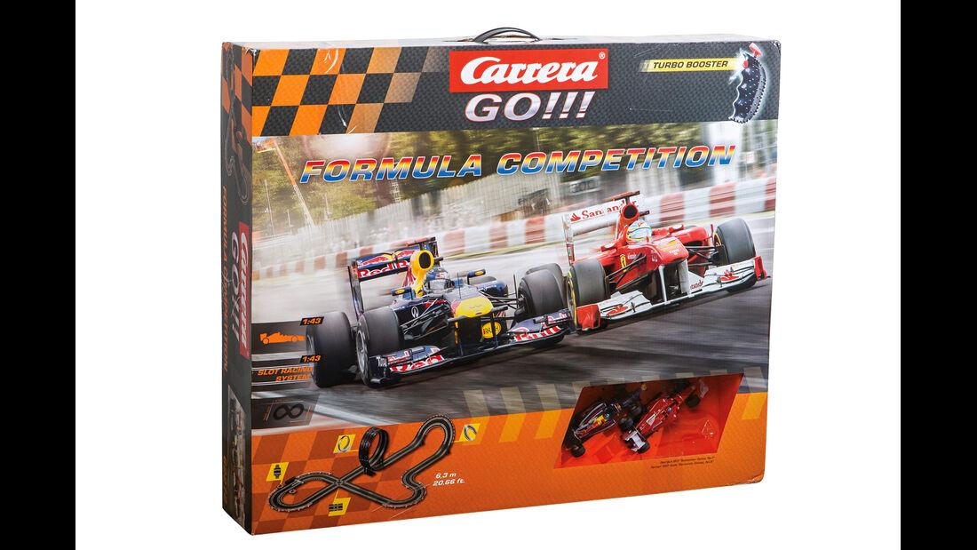 Autorennbahn, Carrera Go, Packung