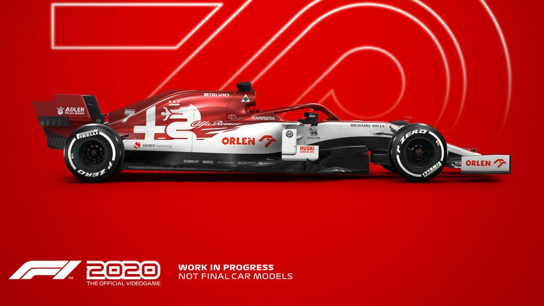 Autos - F1-Game - F1 2020