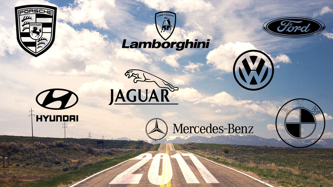 Autos Highlights Redaktion 2017