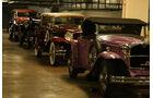 Autos im Petersen Automotive Museum