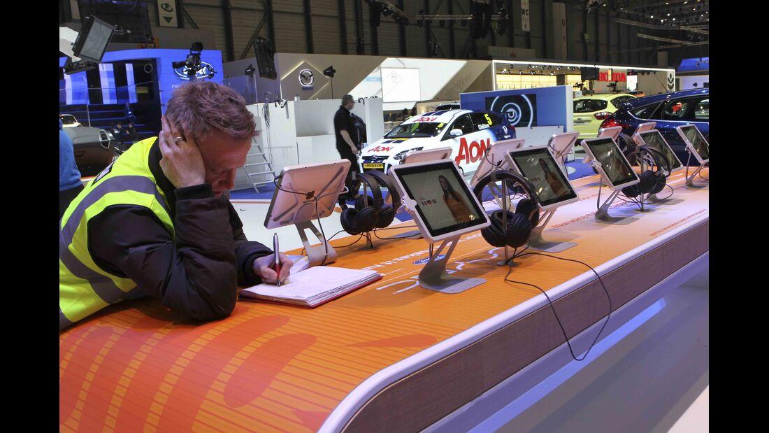 Autosalon Genf 2011 Rundgang