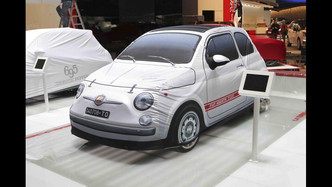 Autosalon Genf 2011 Rundgang Fiat