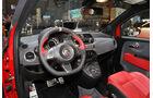 Autosalon Genf 2012, Cockpit, Abarth 595