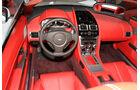 Autosalon Genf 2012, Cockpit, Aston Martin V8 Vantage
