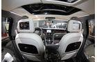 Autosalon Genf 2012, Cockpit, Bentley Mulsanne