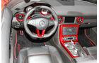 Autosalon Genf 2012, Cockpit, Hamann Hawk Mercedes SLS-Roadster