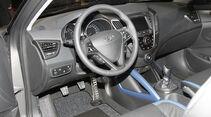 Autosalon Genf 2012, Cockpit, Hyundai-i20