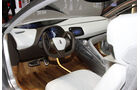 Autosalon Genf 2012, Cockpit, Pininfarina-Cambiano