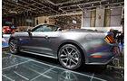 Autosalon Genf 2014, Ford Mustang Cabrio