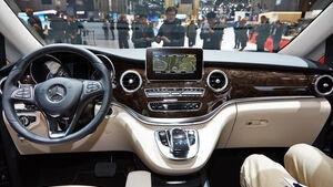Autosalon Genf 2014, Mercedes V-Klasse