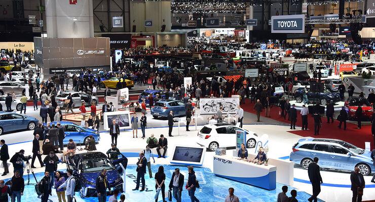 Autosalon Genf 2015