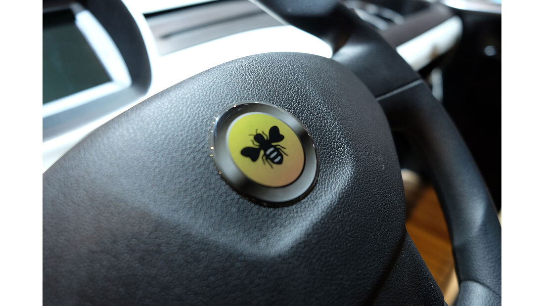Autosalon Genf 2016 Exoten Bee Bee XS